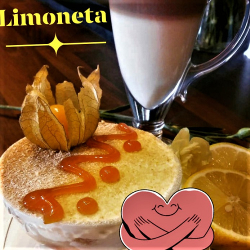 Limoneta - A dessert of lemon and orange flavor