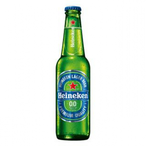 Heineken nealkoholinis.