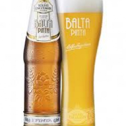 Alus Balta Pinta 5.0%  0.568ml