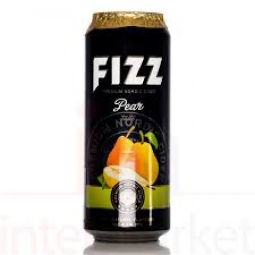 Cider Fizz Pear 4.5% 500ml