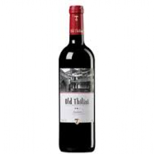 Old Tbilisi Alazani Red, sweet red wine (bottle)