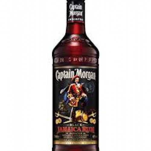 Captain Morgan Black Label 40ml