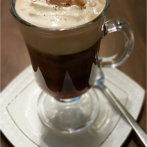Irish coffee (+20)