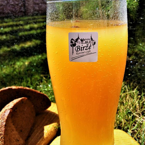 Homemade bread kvass 500ml